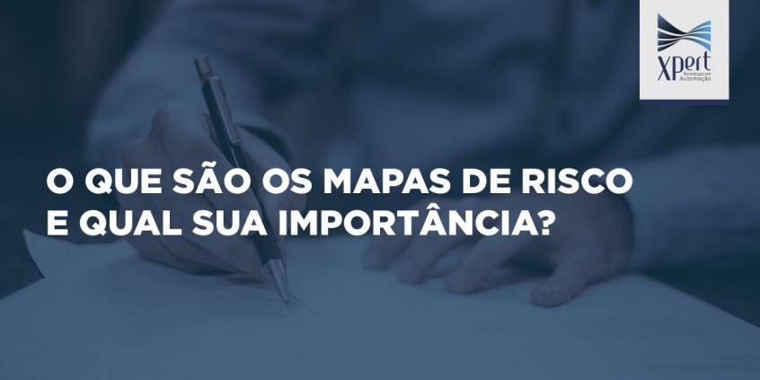 o que são mapas de risco e qual sua importância