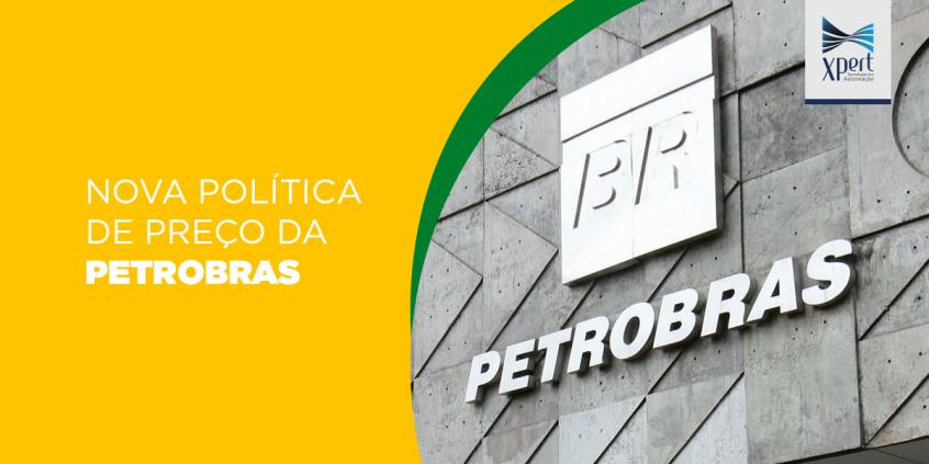 Nova política de preço da Petrobrás